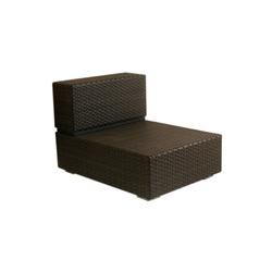 Cubic Sling Extension Module | Garden armchairs | Calma