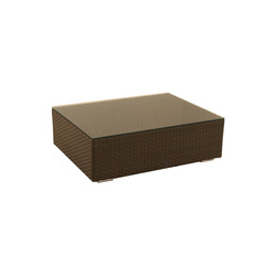 Cubic Sling Coffee Table | Tables basses de jardin | Calma