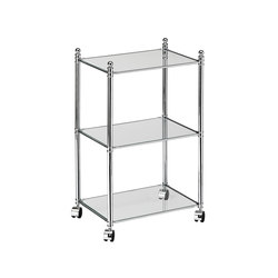 Dina Trolley | Bath shelving | Pom d'Or