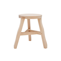 Offcut Stool Natural | Klassenzimmerhocker | Tom Dixon