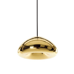 Void Pendant Brass | Lámparas de suspensión | Tom Dixon