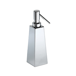 Iside Free Standing Soap Dispenser | Soap dispensers | pom d'or