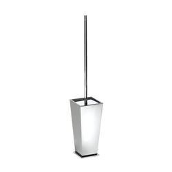 Iside Free Standing Toilet Brush | Toilet brush holders | pom d'or