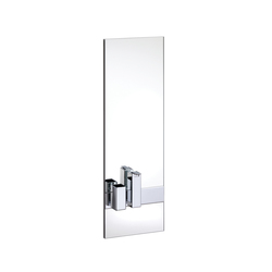 Jack Mirror /Brush-holder /Soap Dispenser | Wall mirrors | pomd'or