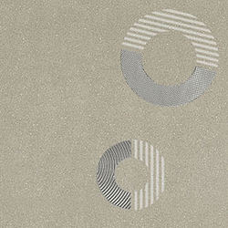 More Circles Iridium | Ceramic tiles | Caesar
