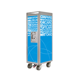 bordbar silver edition airports | Service Trolleys / Tische | bordbar