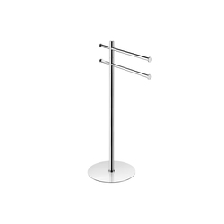 Kubic Cool Free Standing Towel Bar | Porte-serviettes | pomd'or
