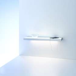 Light board | GERA light system 3 | Librerie con illuminazione integrata | GERA