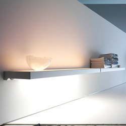 Lighting system 3 Light board | Wall shelves | GERA