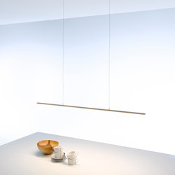 Pendant light 20x10 | GERA light system 4 | Illuminazione generale | GERA