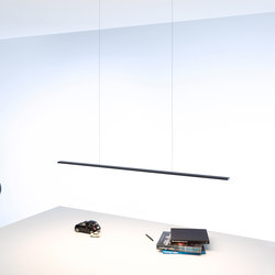 Pendant light 40x10 | GERA light system 6 | Suspensions | GERA