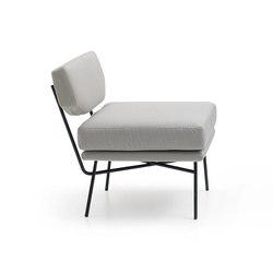 Elettra Armchair | Lounge chairs | ARFLEX