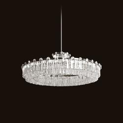 Prückl Chandelier | Ceiling suspended chandeliers | LOBMEYR