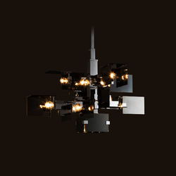 David Collins Chandelier | Ceiling suspended chandeliers | LOBMEYR