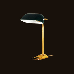Table lamp 12200-1 | Table lights | LOBMEYR