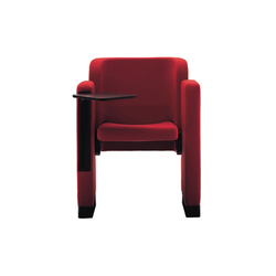 Mac T Armchair | Auditorium seating | ARFLEX