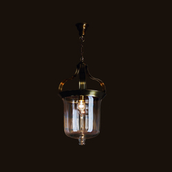 Cheese Cover lantern | Suspended lights | LOBMEYR