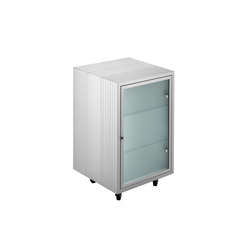 Aluminium | Portable storage units | Cosmic