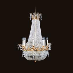 Simplon chandelier | Ceiling suspended chandeliers | LOBMEYR