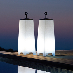 Mora large | Free-standing lights | Vondom