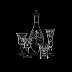 Drinking set no.231 - Barock | Services de table | LOBMEYR