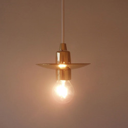 SCAN pendant E14 with arc shade | General lighting | Okholm Lighting