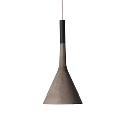 Aplomb suspension grise | General lighting | Foscarini