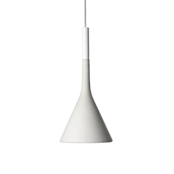 Aplomb suspension white | Suspended lights | Foscarini