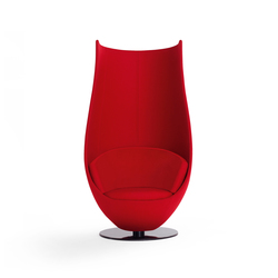 Wanders' Tulip Chair | Lounge chairs | Cappellini
