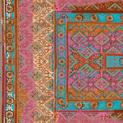 Foulards | Rajasthan VP 683 03 | Wall coverings / wallpapers | Elitis