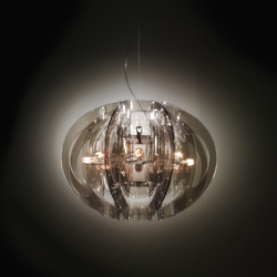 Atlante suspension | Suspended lights | Slamp
