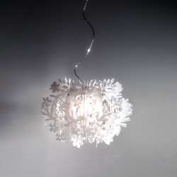 Fiorella Mini suspension | Suspended lights | Slamp
