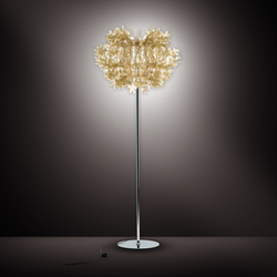 Fiorella floor | Free-standing lights | Slamp