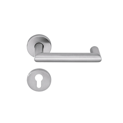 Premium 8907 timber door | Handle sets | dormakaba