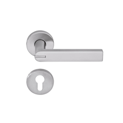 Premium 8990 timber door | Handle sets | dormakaba