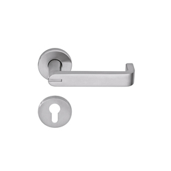 Premium 8991 timber door | Handle sets | dormakaba