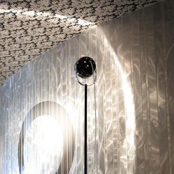 Boogie F Lampe de pied | Spots | Luz Difusión
