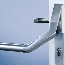 PHA 2500 narrow stile door | Emergency exit fittings | DORMA