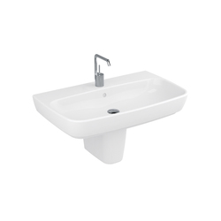 Shift Washbasin, 80 cm | Wash basins | VitrA Bad