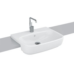 Shift Semi recessed basin | Wash basins | VitrA Bad