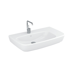 Shift Washbasin asymmetric | Lavabi / Lavandini | VitrA Bad