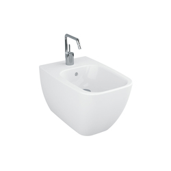 Shift Wall hung bidet | Bidets | VitrA Bad