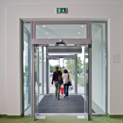 RST Space-saver doors | Entrance doors | dormakaba