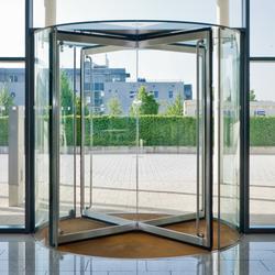 KTV Revolving doors | Porte d'ingresso | dormakaba