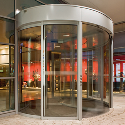 KTC Revolving doors | Entrance doors | DORMA