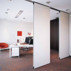 MOVEO Smart Line | Sound absorbing architectural systems | dormakaba