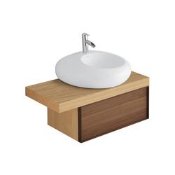 Pure Stone Vanity unit for washbasin