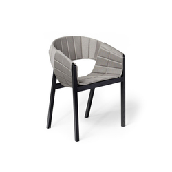 WOGG ROYA Armchair | Visitors chairs / Side chairs | WOGG