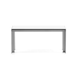 Deneb HPL | Garden benches | STUA