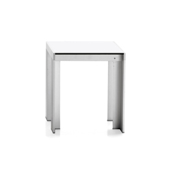 Deneb HPL | Side tables | STUA